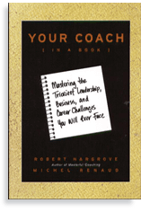 Your Coach in a Book by Robert Hargrove